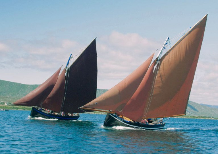 'Bádóiri' Brings Historic Galway Hooker Racing League Back To TG4 Tonight
