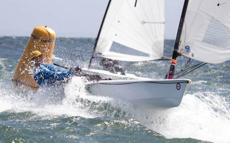 Cometh the hour, cometh the boat….with a weight of just 30 kilos to the 58.97 kilos of the Laser, the easily-managed RS Aero may be just the boat to provide sailing with minimal shoreside inter-action in these restricted times