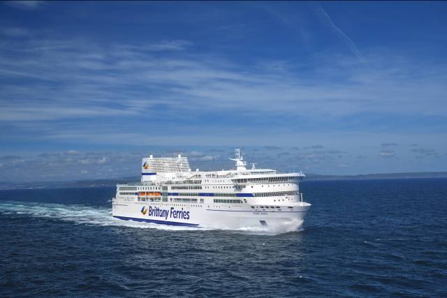 Delayed repairs to Brittany Ferries' Pont-Aven mean the flagship won't sail until at least June 14, the company says as AFLOAT reported yesterday.