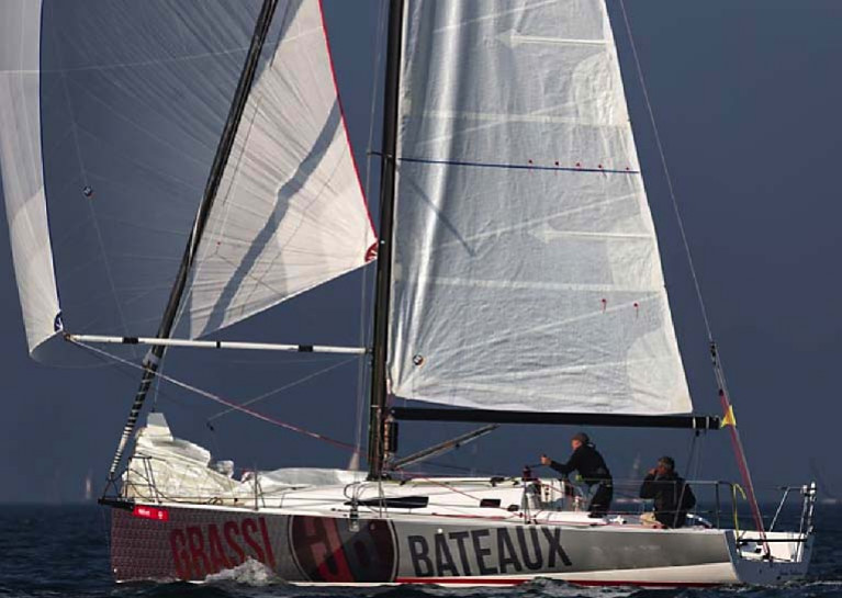 J/99 Included in Olympic 2024 Offshore Keelboat Shortlist: New Stock J/99 Available for May Delivery