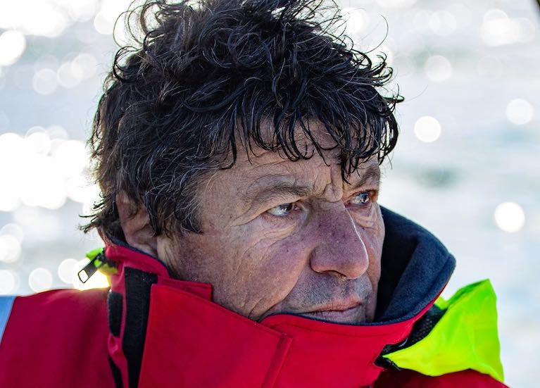 Honour for Vendee Globe Skipper Jean Le Cam After Race Rescue of Rival