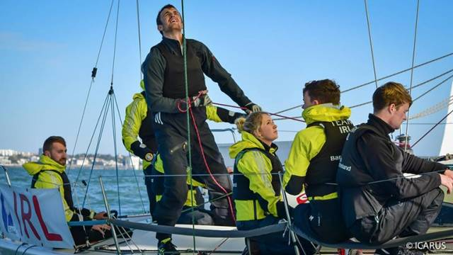 CIT Finish Fourth At Student Yachting World Cup, France