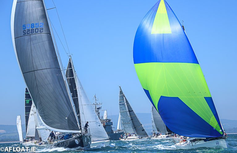 The race start will be off Wicklow Harbour on Saturday, June 20th 2020