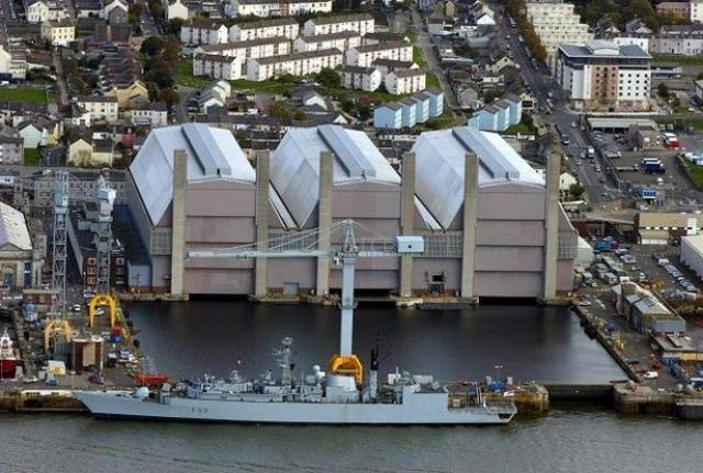 Babcock International Group leads a consortium wanting to construct Type 31e ships for the UK's Royal Navy - and says Devonport, Cornwall will play key role. The group also has a shipyard in Appledore, Devon where an Irish Naval Service OPV90 newbuild is currently under construction.