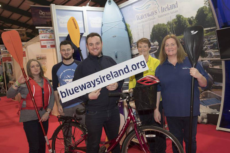Blueways Ireland Launches New Website At Holiday World This Weekend