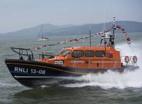 Lough Swilly RNLI will be part of the IMSARC marine rescue demo this coming Saturday