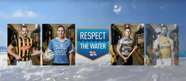 RNLI & GAA Work Together to Prevent Drowning