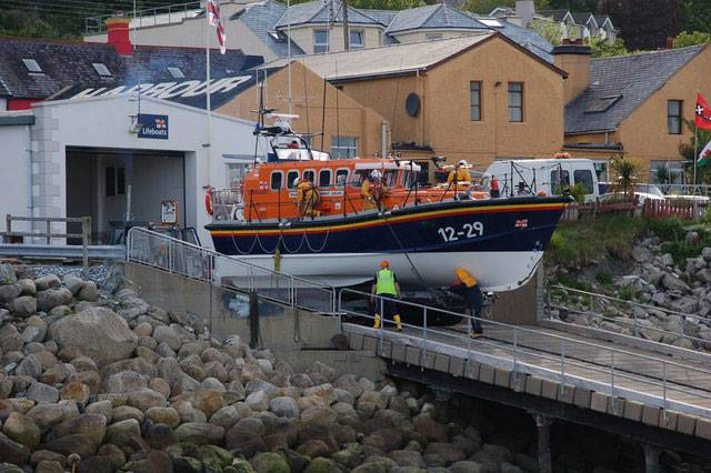 Six Fishermen Rescued By Newcastle Lifeboat In 12-Hour Callout