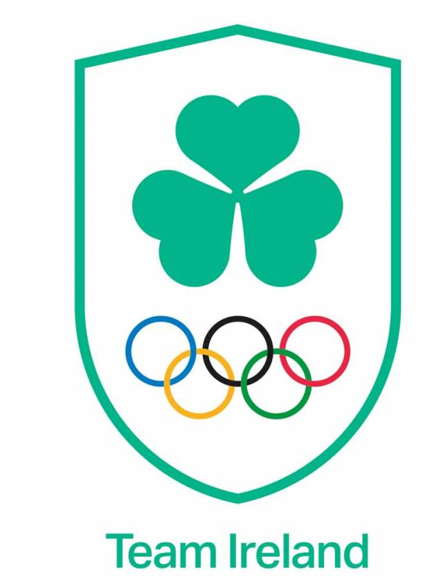 The new identity for Olympic Federation of Ireland