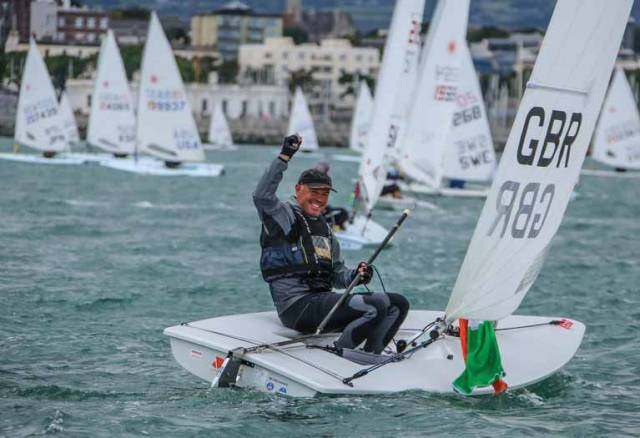 Jack Roy Blog: World Championship Winner is a Highlight of Irish Sailing Season