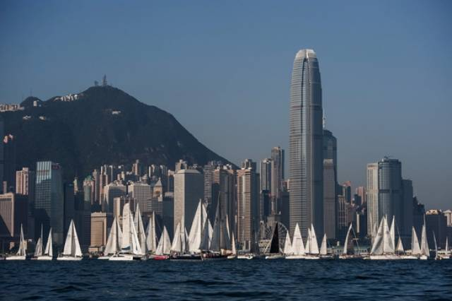 Hong Kong is one of the world's most prestigious sailing destinations