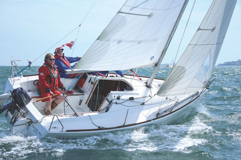 Early One Design Class Interest in July's New Format Volvo Dun Laoghaire Regatta is Strong