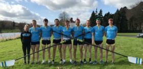 UCD's Gannon Cup Eight 2017