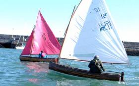 The 12 foot class have decided to compete at CORK 300 in the year 2020 at Royal Cork Yacht Club as a demonstration fleet in the Currabinny River