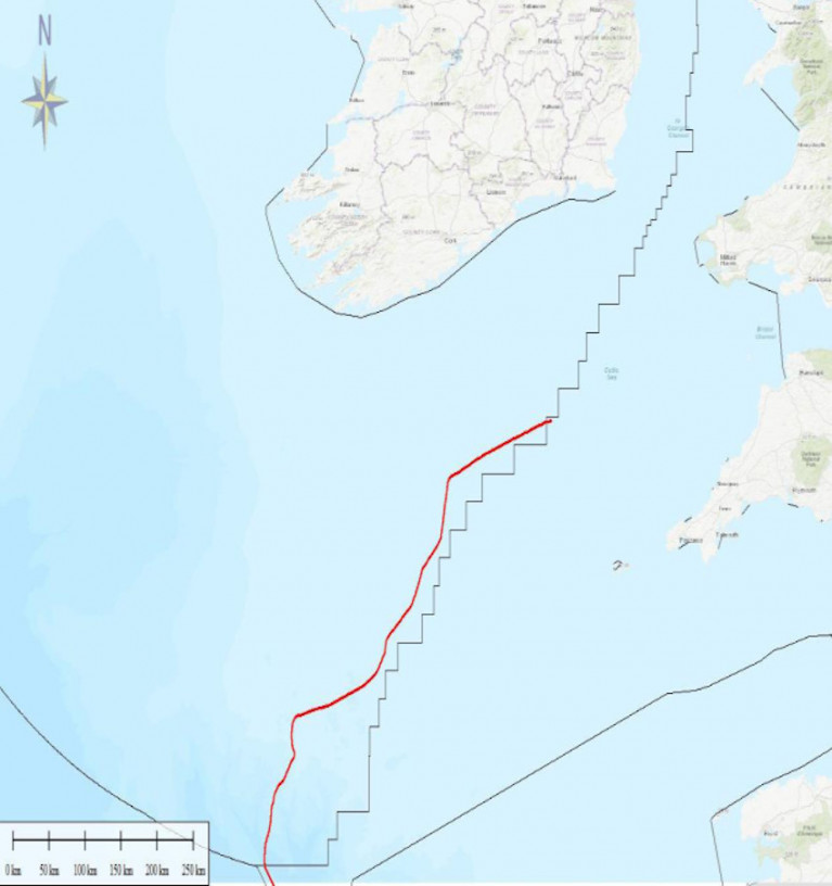 Marine Notice: Route Clearance & Pre-Lay Run for Subsea Fibre Optic Cable in Irish EEZ
