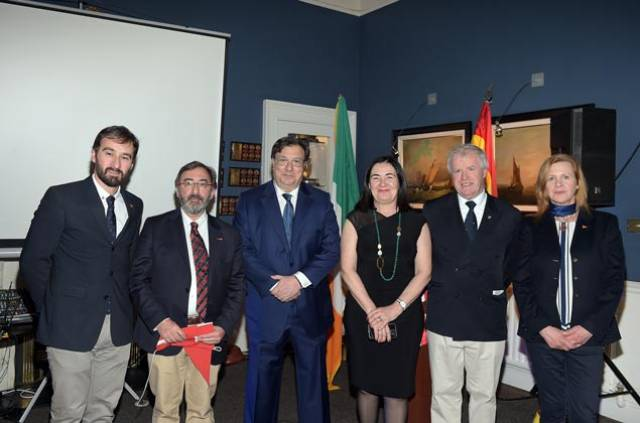 National Yacht Club Welcomes Galicia's Monte Real Club de Yates to Dun Laoghaire Harbour
