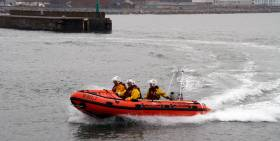 The lifeboat which went on service in February this year was funded by Gladys Audrey Deakin