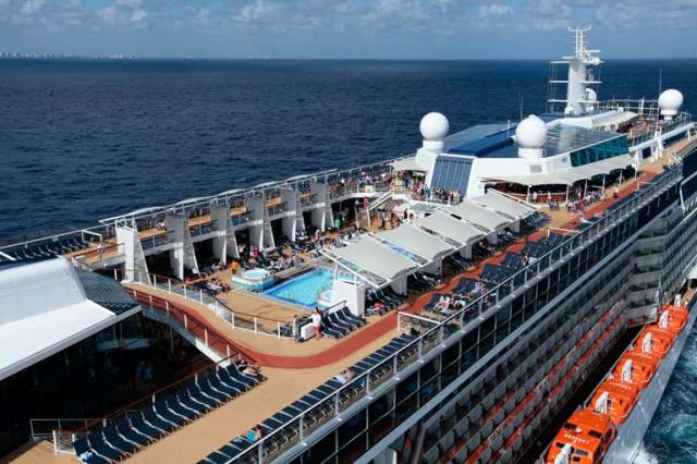 Dublin Port Becomes A Regular Feature For Celebrity Cruises - Celebrity reflection deck plan