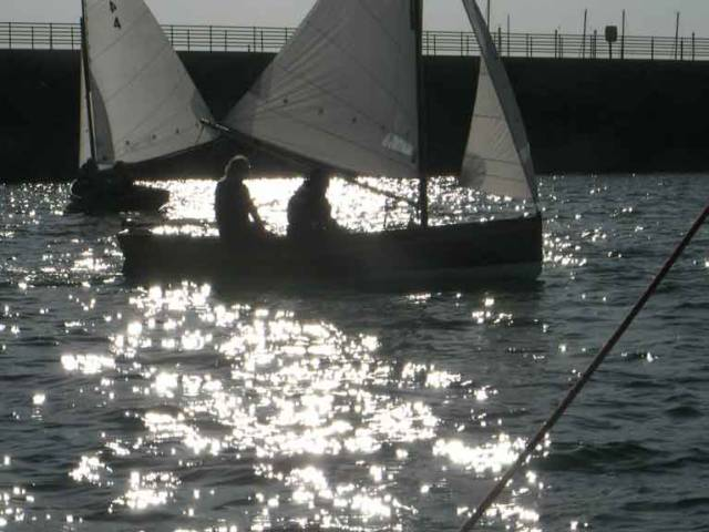 Water Wags had a 21-boat turnout at Dun Laoghaire last night