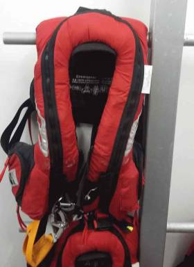 Lifejacket stolen from Portaferry Lifeboat Station