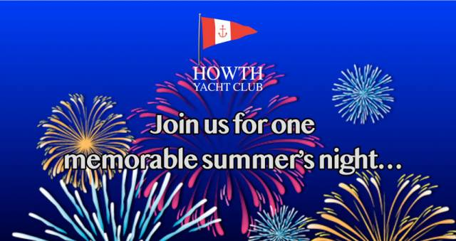 Howth Yacht Club Hosting Marina Party This Saturday
