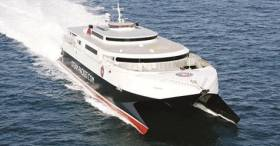 Passenger numbers don't justify routes between Ireland and the Isle of Man. Afloat adds the Irish services operated mostly by fastferry Manannan are: Belfast-Douglas and the slightly longer crossing connecting Dublin and the Manx capital.