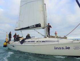 The expansion from Dun Laoghaire has been facilitated by the recent addition of the Elan 36, Dreamcatcher to the yacht training fleet and builds upon a significant increase in demand for this type of training.