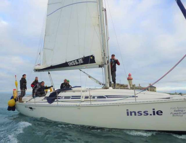 Irish National Sailing & Powerboat School to Run Yachting Courses from Malahide in 2018