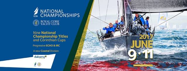 Online Entry Opens for Irish Cruiser Nationals 2017 at Royal Cork Yacht Club