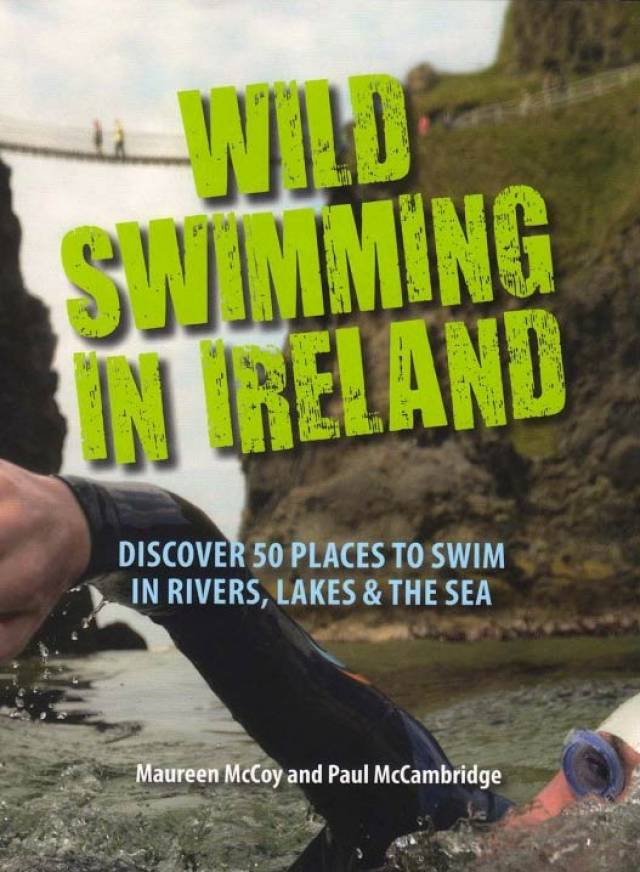 New Book Celebrates Wild Swimming In Ireland