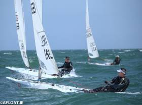 Ballyholme's first major Laser event since 2014 will be staged this month when the Belfast Lough Club hosts the Irish Laser Nationals