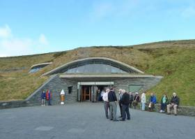 The Cliffs of Moher Visitor Centre