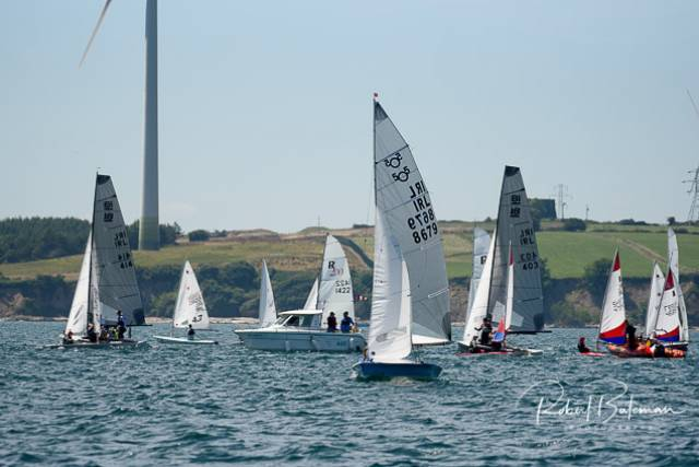 Portsmouth Yardstick (PY) handicap dinghy racing in Cork Harbour