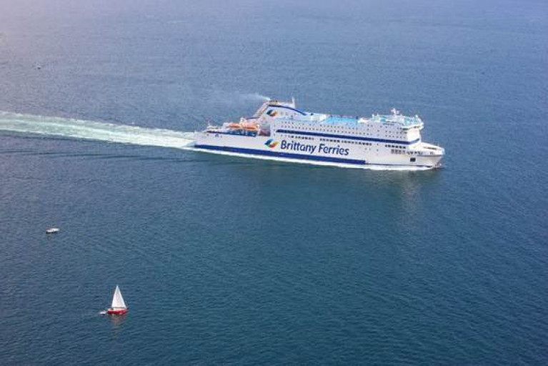Further Expansion By Brittany Ferries, Increases Rosslare's European Services to 32 Weekly