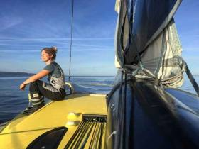 Joan Mulloy has qualified for the Route du Rhum Race