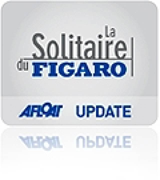 Solo Sailor David Kenefick Qualifies for Solitaire du Figaro - Podcast