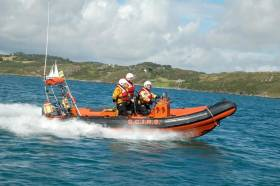 The SCIRS will soon become the Schull Coast Guard on a probationary basis