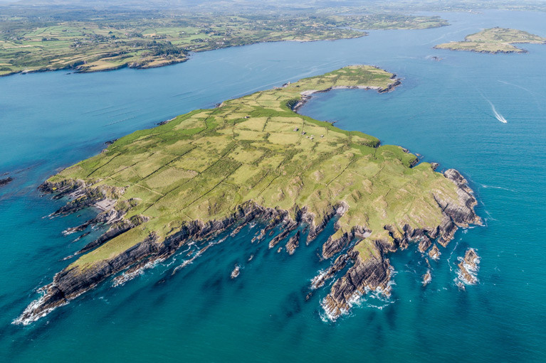 €1m for Castle Island in Roaringwater Bay, West Cork