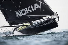 Upon closer inspection of HUGO BOSS by the Alex Thomson Racing technical team, the boat appears to have sustained only minor superficial damage.