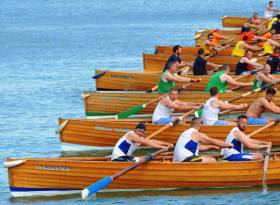 The new schedule for coastal rowing regattas accommodates this growing sport in Dublin and Wicklow