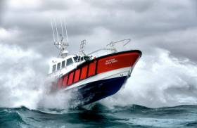 Safehaven Marine's Latest Pilot Boat 'Svitzer Oued Rmel' Put To The Test In Cork Harbour