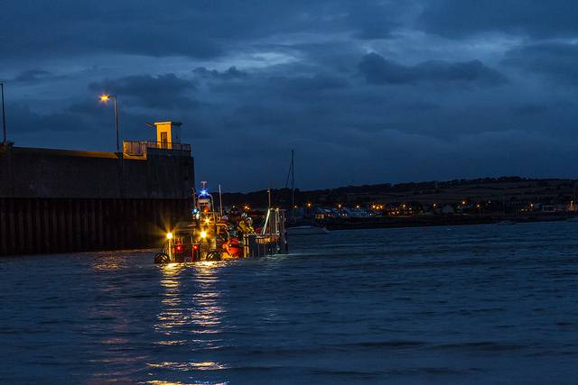 Medical Emergency On Lambay Island Prompts Skerries Lifeboat Launch