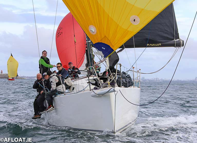 Royal St. George's 'Golden One' Enters Fastnet 450 Offshore Race