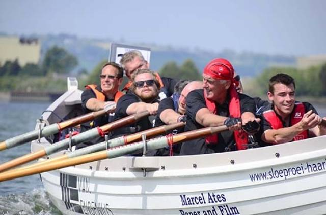 200 teams took part in this year's rowing race from Crosshaven to Cork City