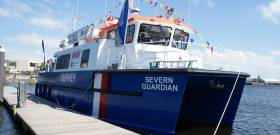 Survey operations will be carried out by the Severn Guardian