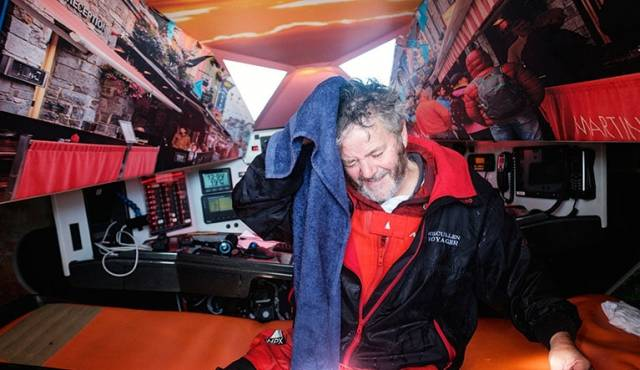 Enda O'Coineen's Vendee Globe: The Big Boys' Compared To Sydney–Hobart