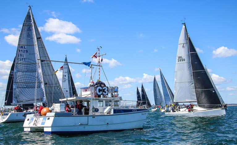 Dublin Bay Sailing Club Postpone Start of Summer Season