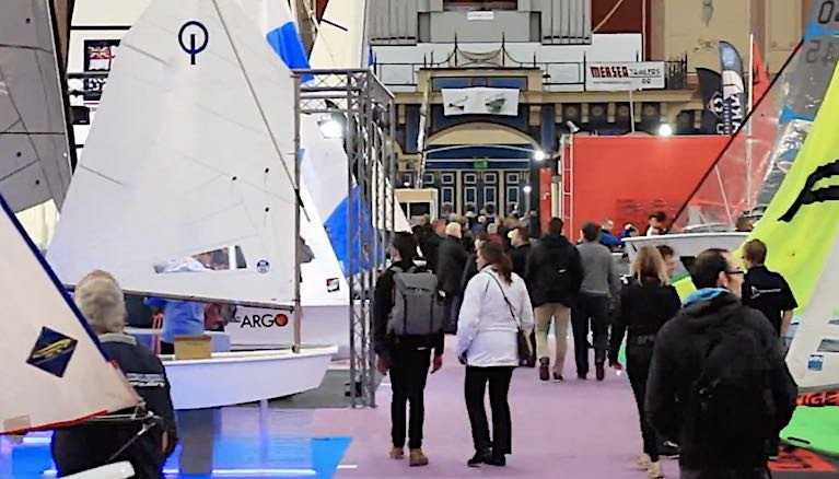 COVID Forces 2021 RYA Dinghy Show Online