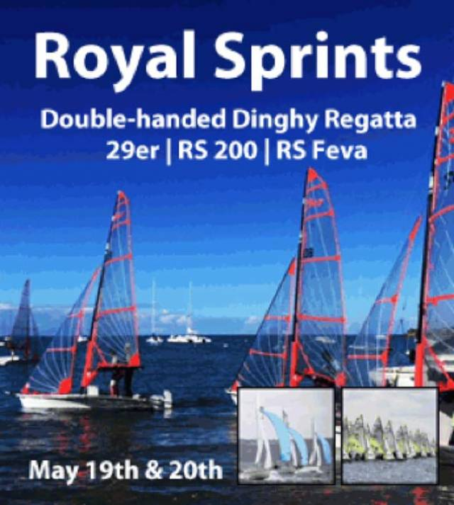 Featuring three double-handed dinghy classes, the event will provide the sailor with numerous short, fun, sprint races over a 24-hour period in Cork Harbour.
