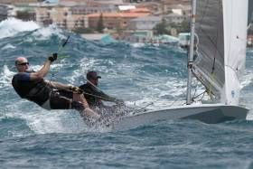 Defending Champions Retain Fireball World Title in South Africa